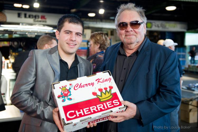 2012 Cherry Auction