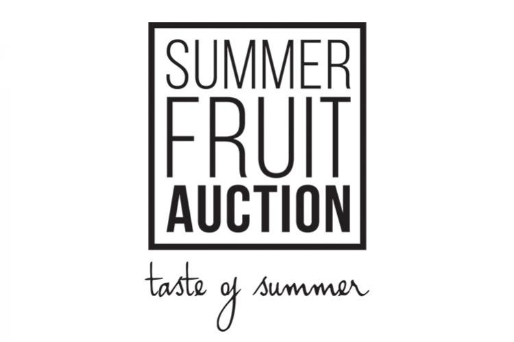 2015 Summer Fruit Auction