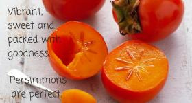Perfect persimmons