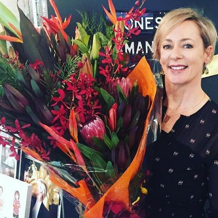 A Day In The Life Of A Florist: Bella