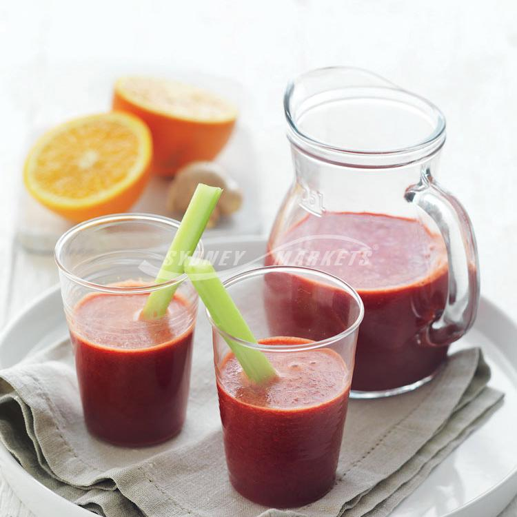 Detox Breakfast Juice