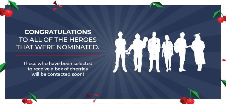 Nominate a Hero of 2020