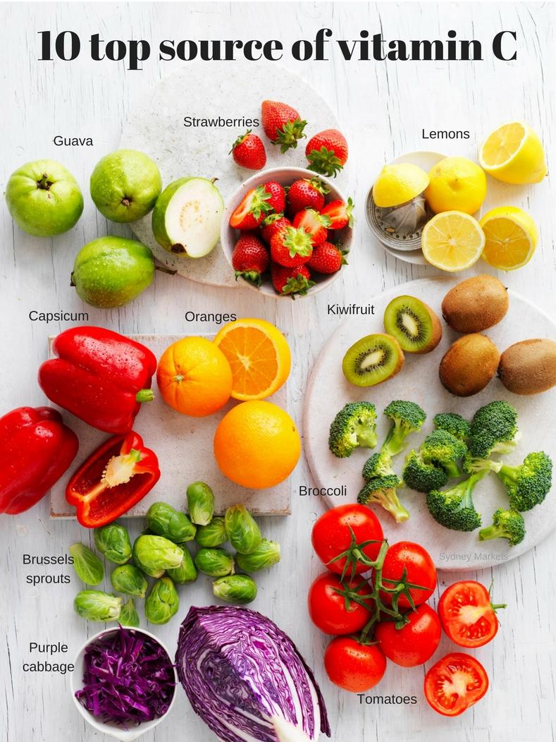 how to make vitamin c